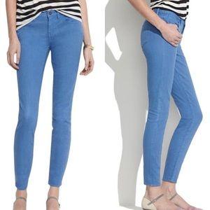 Madewell Skinny Skinny Ankle Jeans